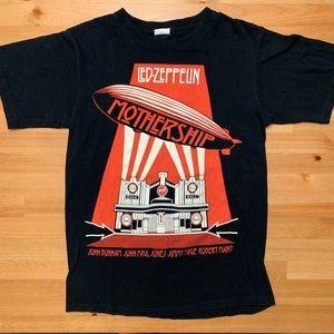 Led Zeppelin Mothership Graphic T-shirt